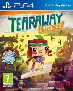 Tearaway Unfolded (Bazar/ PS4)