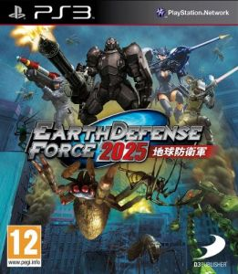 Earth Defence Force 2025 (Bazar/ PS3)