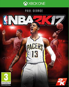 NBA 2K17 (Bazar/ Xbox One)