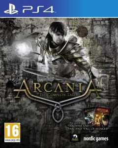 Arcania The Complete Tale (Bazar/ PS4)
