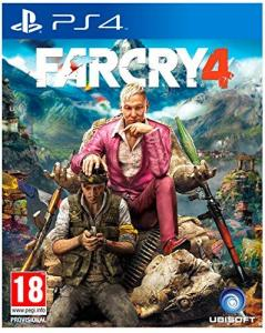 Far Cry 4 (Bazar/ PS4)