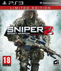 Sniper: Ghost Warrior 2 /Limited Edition/ (Bazar/ PS3)