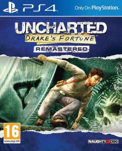 Uncharted: Drakes Fortune - Remastered (Bazar/ PS4)