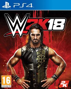 WWE 2K18 (Bazar/ PS4)