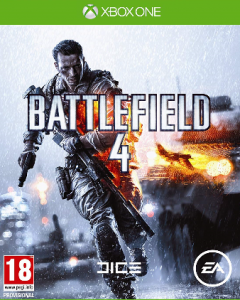 Battlefield 4 (Bazar/ Xbox One)