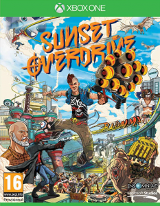 Sunset Overdrive (Bazar/ Xbox One)
