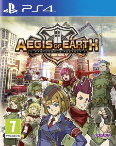 Aegis of Earth: Protonovus Assault (Bazar/ PS4)