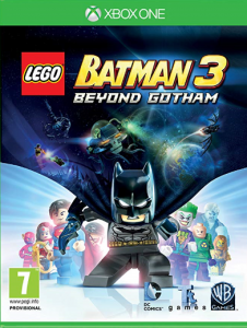 LEGO Batman 3: Beyond Gotham (Xbox One) - ESP