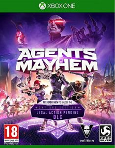 Agents of Mayhem Day One Edition (Xbox One)