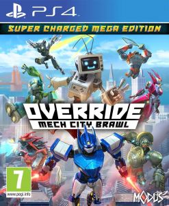 Override Mech City Brawl (Bazar/ PS4)
