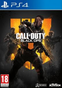 Call of Duty: Black Ops 4 (Bazar/ PS4)