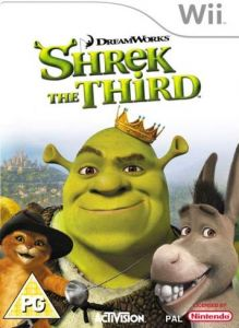 Shrek The Third (Bazar/ Wii)