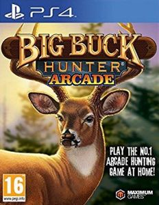Big Buck Hunter Arcade (Bazar/ PS4) - DE