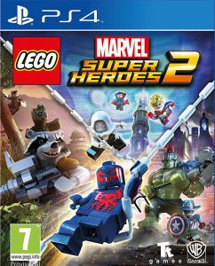 LEGO Marvel Super Heroes 2 (Bazar/ PS4)