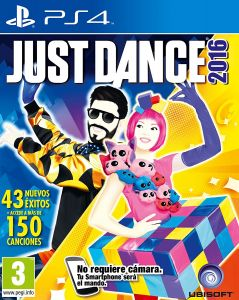 Just Dance 2016 (PS4) - CZ