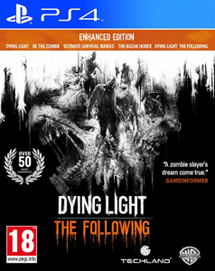 Dying Light: The Following - Enhanced Edition (Bazar/ PS4)