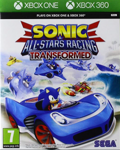 Sonic and All-Stars Racing Transformed (Xbox One/Xbox 360)