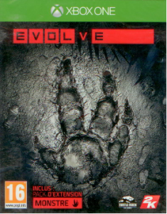 Evolve /Inc. Monster Expansion Pack/ (Xbox One)