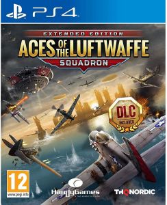 Aces Of The Luftwaffe: Squadron Enchanced Edition (PS4)