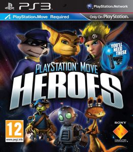 PlayStation Move Heroes (PS3 - Move) - OEM