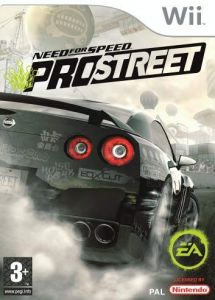 Need for Speed ProStreet (Bazar/ Wii)