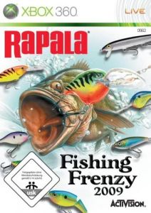 Rapala Fishing Frenzy (Bazar/ Xbox 360)