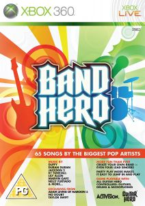 Band Hero (Bazar/ Xbox 360) - FR