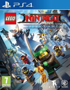 LEGO Ninjago Movie Video Game (Bazar/ PS4)