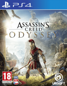 Assassins Creed: Odyssey (Bazar/ PS4)