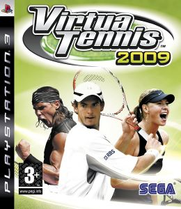 Virtua Tennis 2009 (Bazar/ PS3)