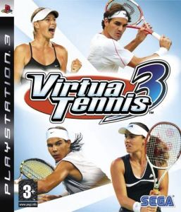 Virtua Tennis 3 (Bazar/ PS3)