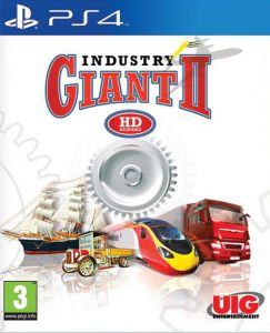 Industry Giant 2 /HD Remake/ (PS4)