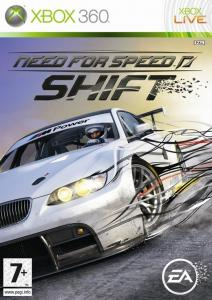 Need for Speed: Shift (Bazar/ Xbox 360) - CZ