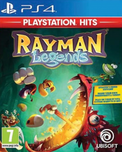 Rayman Legends /PS HITS/ (PS4)