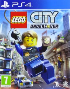 Lego City: Undercover (Bazar/ PS4)
