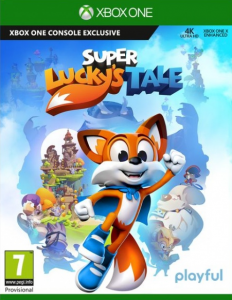Super Luckys Tale (Xbox One) - CZ