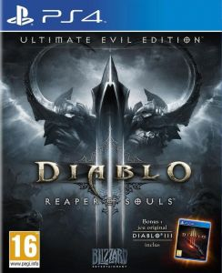 Diablo 3: Reaper of Souls /Ultimate Evil Edition/ (Bazar/ PS4) - CZ