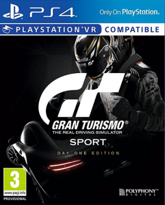 Gran Turismo Sport /Day One Edition/ (Bazar/ PS4) - DE