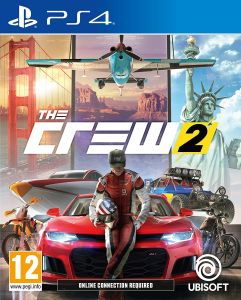 The Crew 2 (Bazar/ PS4)