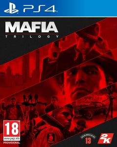 Mafia Trilogy (PS4) - CZ