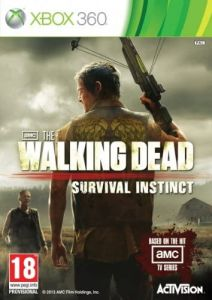 The Walking Dead: Survival Instinct (Bazar/ Xbox 360)
