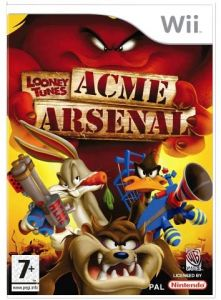 Looney Tunes: Acme Arsenal (Bazar/ Wii)