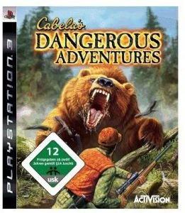 Cabelas Dangerous Adventures (PS3)