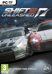 Need For Speed: Shift 2 Unleashed CZ (PC)