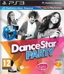 DanceStar Party (PS3 - Move)