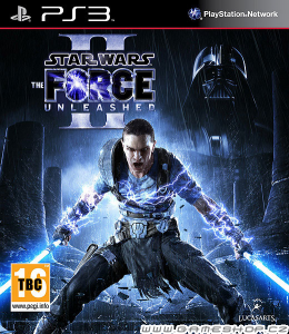Star Wars: The Force Unleashed 2 (PS3)
