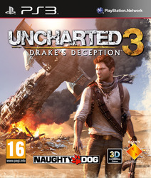 Uncharted 3: Drakes Deception (Bazar/ PS3) - CZ
