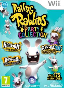 Raving Rabbids: Party Collection (Bazar/ Wii)