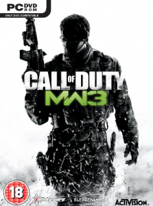 Call of Duty: Modern Warfare 3 (PC) - CZ