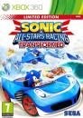 Sonic and All-Stars Racing Transformed - Limited Edition (Bazar/ Xbox 360)